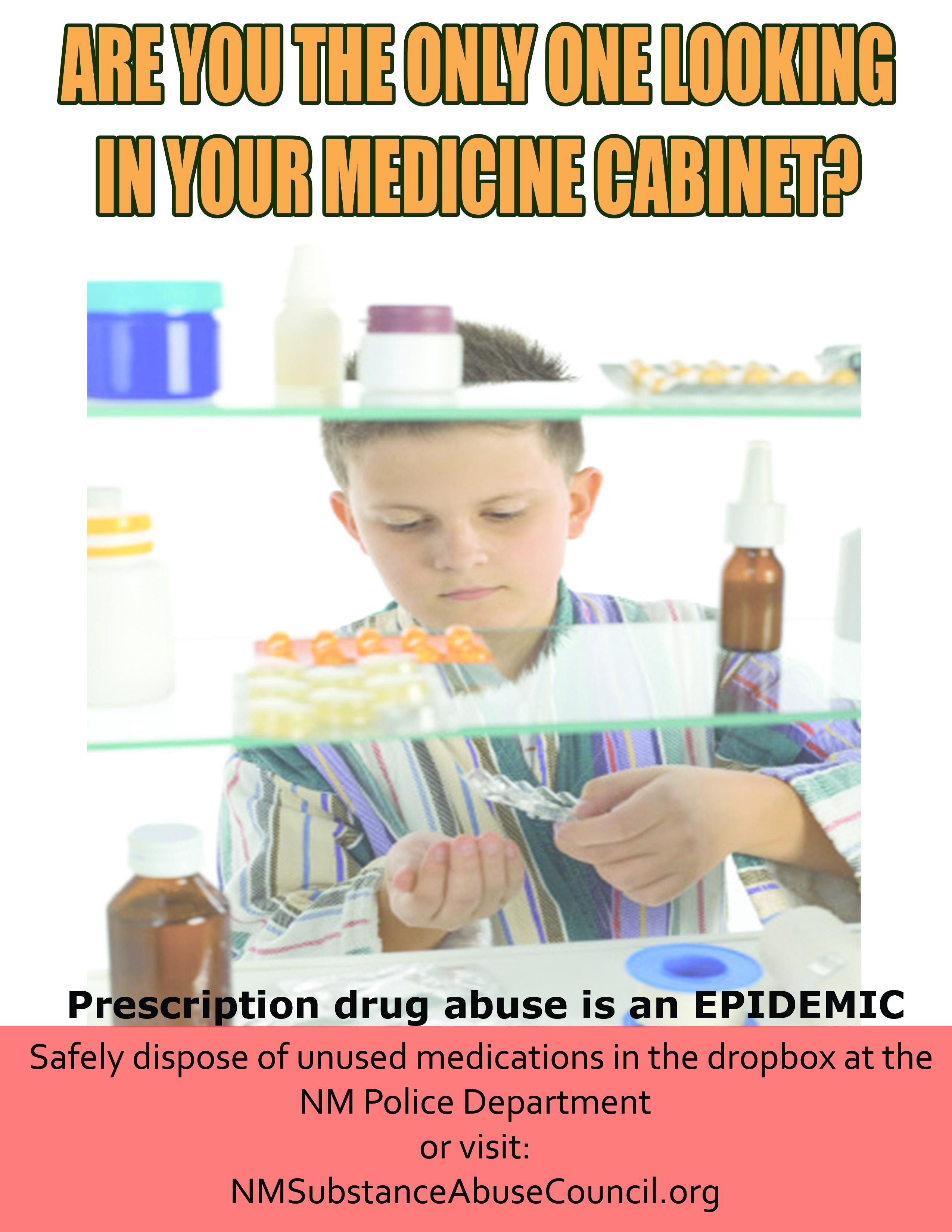 Perscription Drug Poster