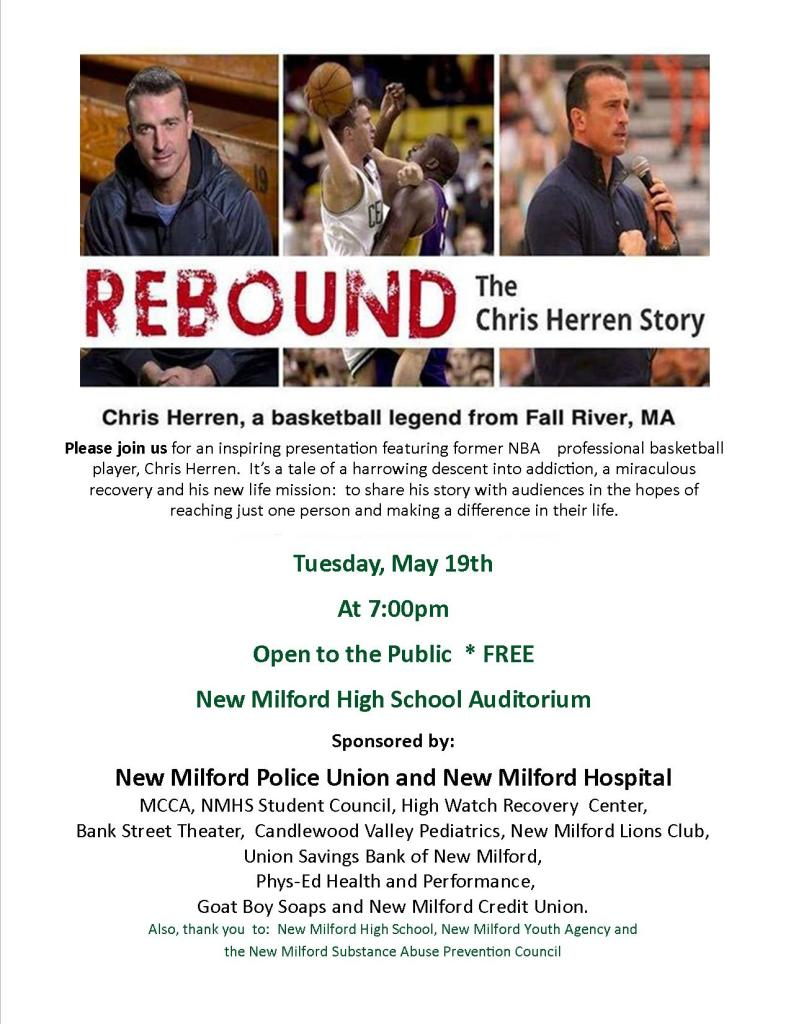 Chris Herren flyer