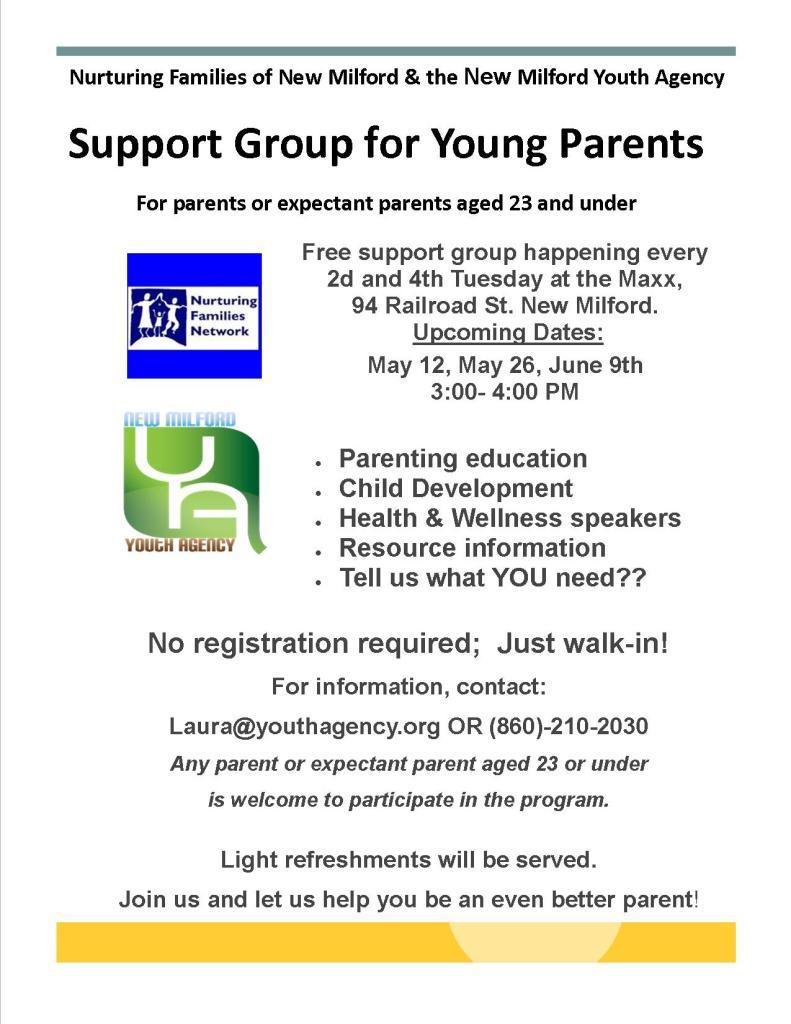 Teen parent support groupnew