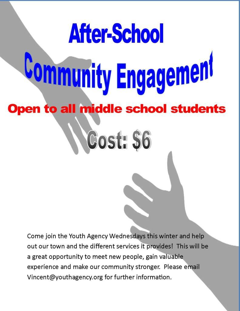 Community Service Ad